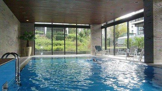 Centro Hotel Bristol: Swimming pool