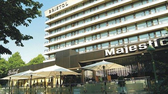 Centro Hotel Bristol: Exterior view
