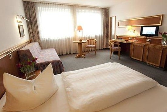 TOP Hotel Post Airport: TOP Hotel Post Frankfurt Airport_Guest Room