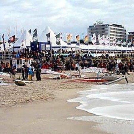 TOP CountryLine Hotel Roth Am Strande: TOP CCL Hotel Roth Am Strande Westerland_Beach