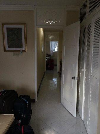 Franklyn D Resort & Spa : Suite