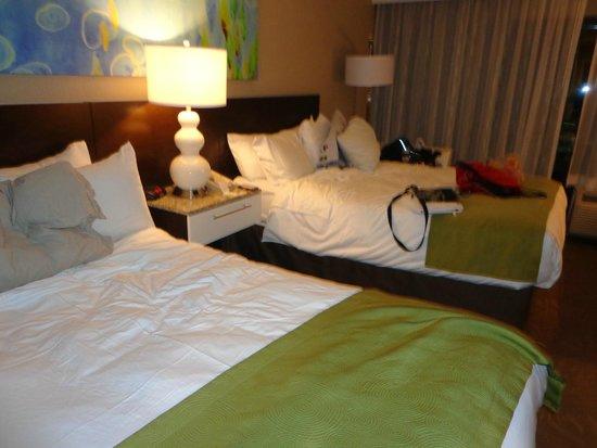 Grand Orlando Resort at Celebration: beds