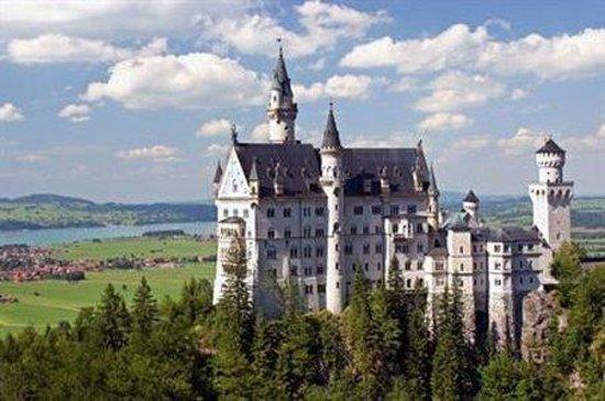 Luitpoldpark-Hotel : Schloss Neuschwanstein