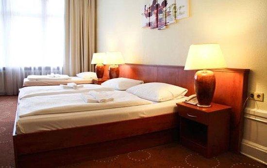 Olivaer Apart Hotel am Kurfurstendamm : Triple