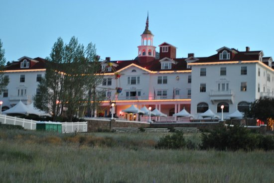 The Stanley Hotel, Estes Park Colorado