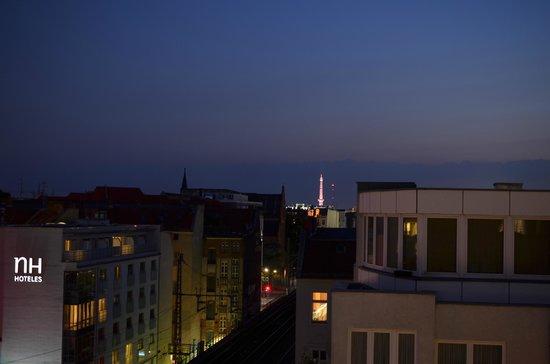 Hampton by Hilton Berlin City West: vista sacada