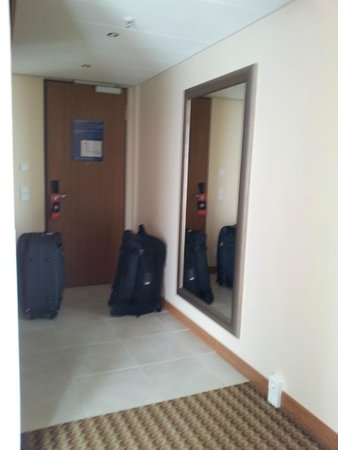 Hampton by Hilton Berlin City West : quarto