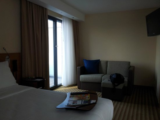 Hampton by Hilton Berlin City West: quarto