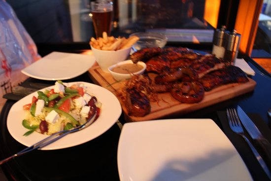 Flame Bar and Grill: Platter