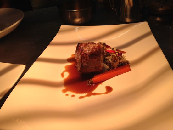 Strand Restaurant: Lamb!