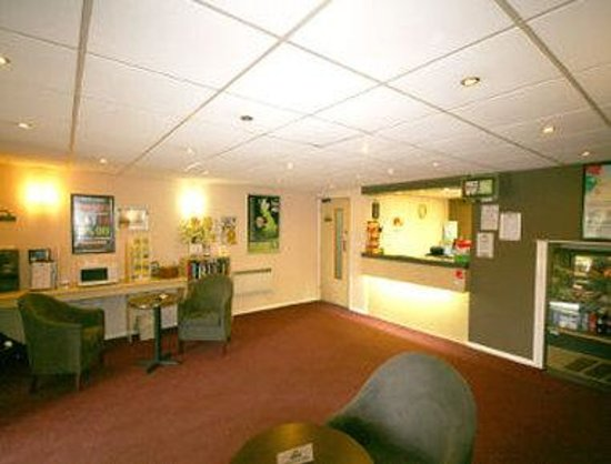 Days Inn Gretna Green M74: Lobby