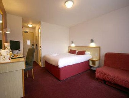 Days Inn Gretna Green M74: Double Bed Guest Room