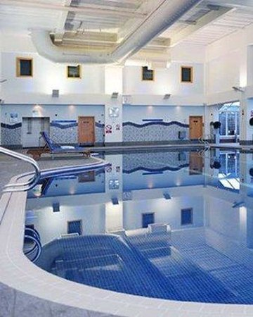 Swimming Pool Picture Of Village Hotel Bournemouth Bournemouth Tripadvisor