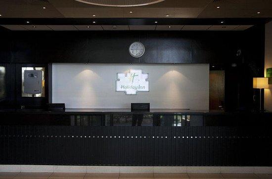 Holiday Inn Newcastle - Gosforth Park: Holiday Inn Newcastle Seaton Burn Reception