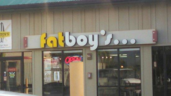 Fatboy's Waipio : Fatboys