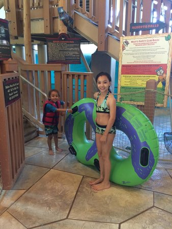 Great Wolf Lodge : Good times!!!