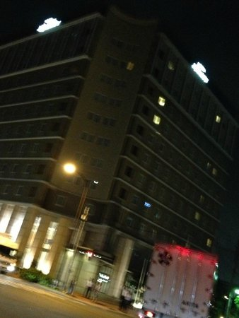 Hotel JAL City Haneda Tokyo: ホテル外観