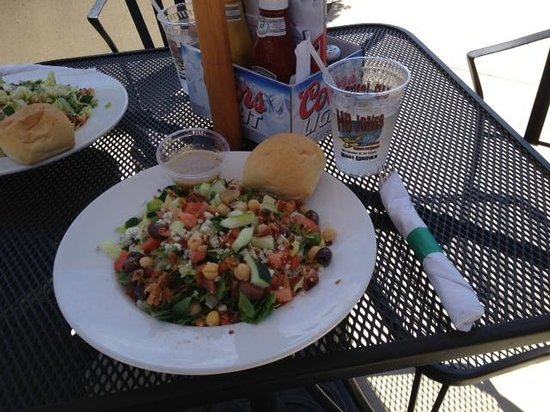 HB Jones: Chopped Salad