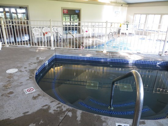 BEST WESTERN of Birch Run/Frankenmuth : Pool area