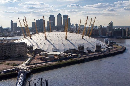 Holiday Inn Express London Royal Docks - Docklands: We are only one stop away from the O2 Arena!