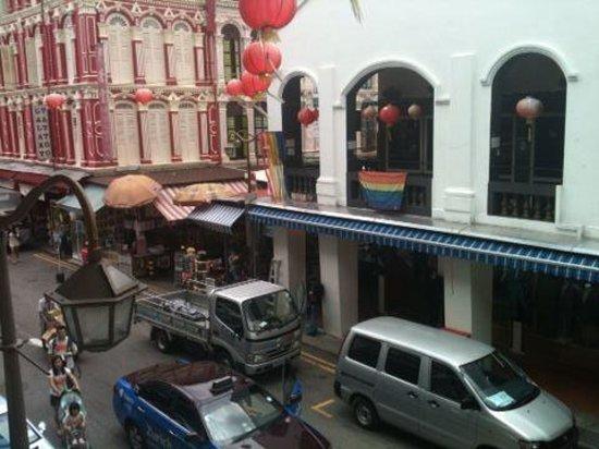 Santa Grand Hotel Lai Chun Yuen: view from room