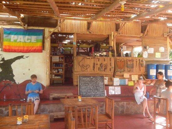El Zopilote: La zona del bar