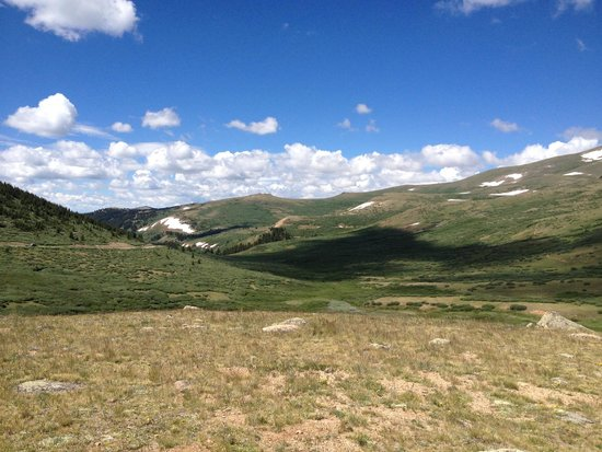 Guanella Pass: View from the lookout