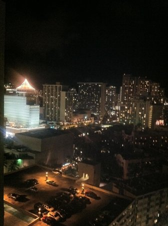 The Imperial Hawaii Resort at Waikiki: View from 2501
