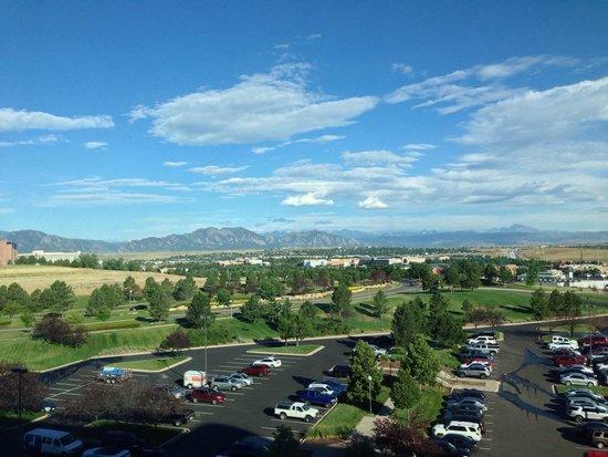 Omni Interlocken Hotel : View from the 7th floor