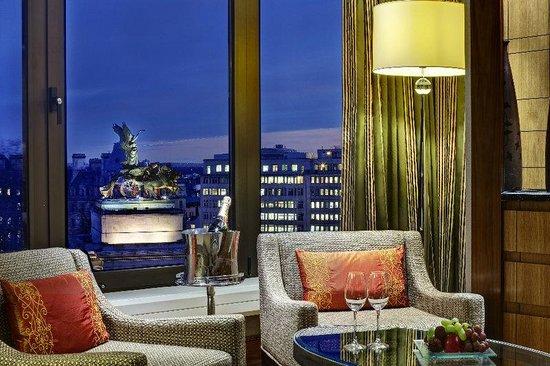 InterContinental London Park Lane : Palace Suite