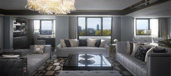 InterContinental London Park Lane: Royal Suite Living Room