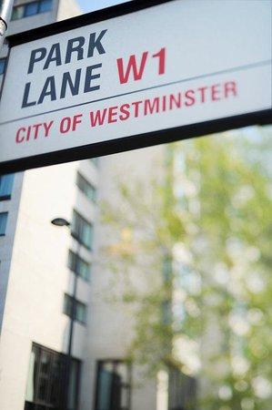 InterContinental London Park Lane: Hotel Exterior