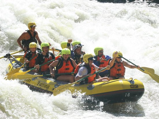 Whitewater Rafting, LLC : Rapids!