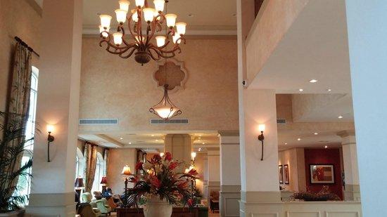 Hilton Garden Inn at PGA Village / Port St. Lucie: Hotel Lobby
