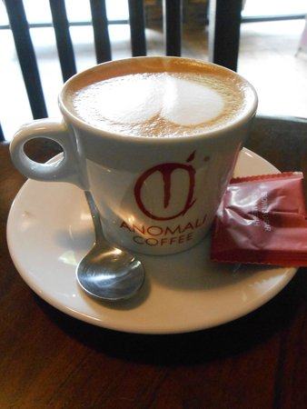 Anomali Coffee Setiabudi : Amazing coffee