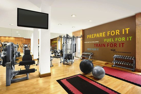 Sheraton Skyline Hotel London Heathrow: Fitness Center