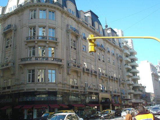 Savoy Hotel: hotel