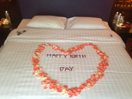 Dusit Thani Laguna Phuket: for my birthday!