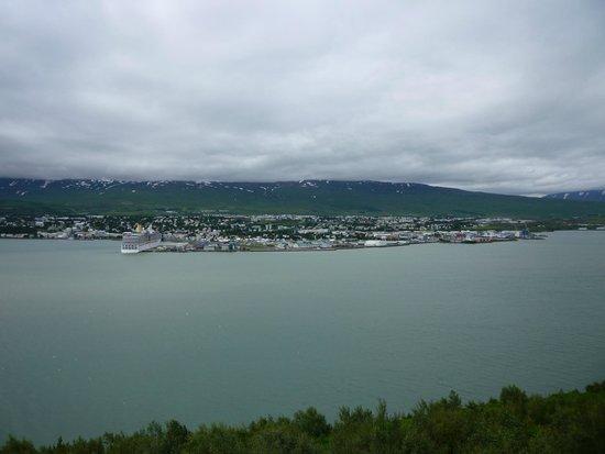 Vaðlaheiði Útsýnispallur