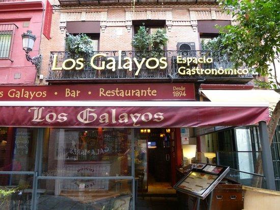 Los Galayos open 1894