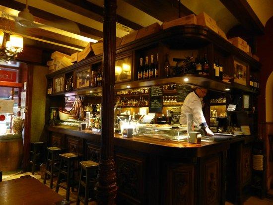 Los Galayos : Tapas bar selections