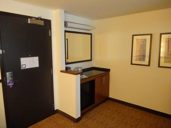Hyatt Place Portland Airport / Cascade Station: Room #2