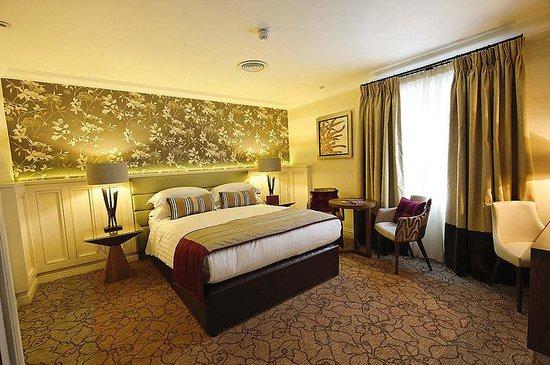Grosvenor Pulford Hotel & Spa: Executive Room