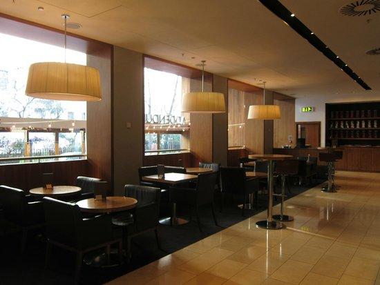 Apex City of London Hotel: restaurant