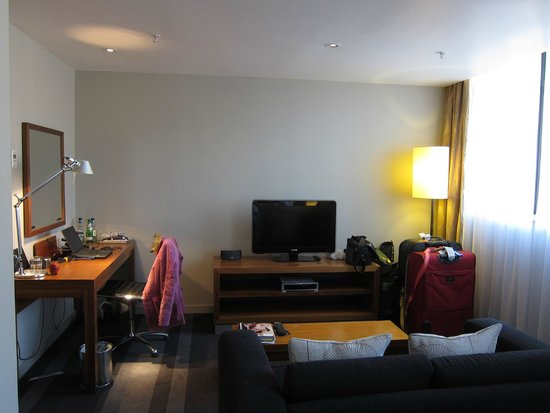 Apex City of London Hotel: comfortable