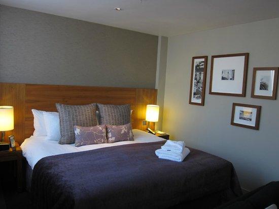 Apex City of London Hotel: nice