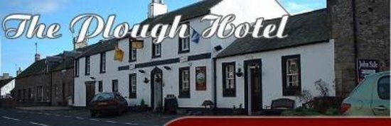 The Plough Hotel: Exterior View