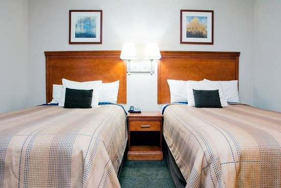 The Norcliffe Hotel: Double Bed Guest Room