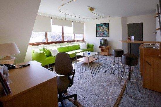 The Art Hotel Vienna: Art Hotel Vienna_Studio Executive