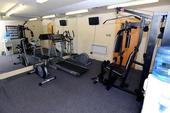 Holyrood apartHOTEL: Gym